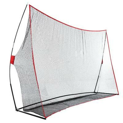 Professional Golf Driving Wall Net Easy Set Up Practice Driving Net 10 x 7 x 3ft