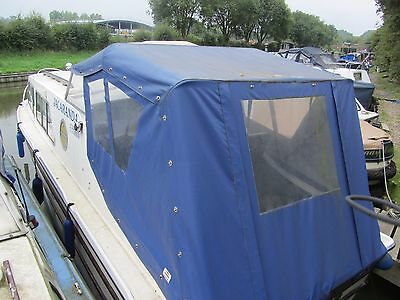 24ft Cruiser Canal Narrow boat