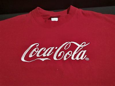Coca Cola t-shirt large