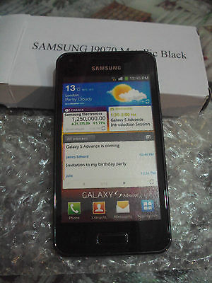 Dummy Mobile. Samsung I9070 Metallic Black