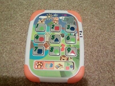 Baby tablet toy