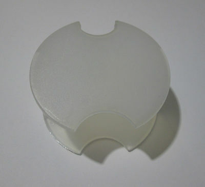 Clear - See through XL Tin protector / Tin Clip / Safety box  Best seller!