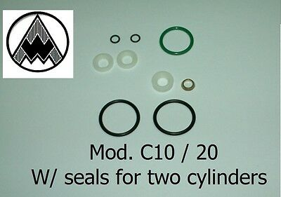 Feinwerkbau Mod. C10/C20 Co2 Pistol Seals / Service kit