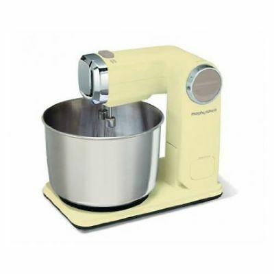 Morphy Richards Folding Stand Mixer Cream 400403