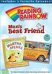 Reading Rainbow: Man's Best Friend Martha Speaks & The Adventures of Taxi Dog