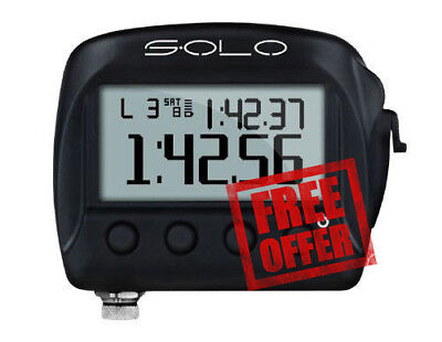 AIM SOLO GPS Track Racing Lap Timer, Data Acquisition NEW