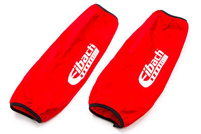 EIBACH 14-16 in Long 5 in OD Coil-Over Red Nylon Shock Cover 2 pc P/N ESB16-500
