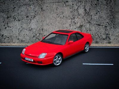 Honda Prelude 5 generation full kit 1/24 scale