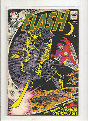 The Flash #180 (Jun 1968, DC) VF