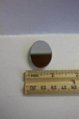 """1"""" Minor Axis Telescope Secondary Mirror Replacement Part for 114mm Scopes -NEW!"""