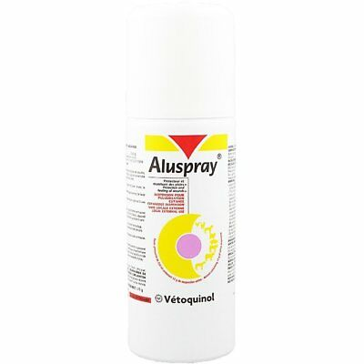 Aluspray Wound Spray For Animals. 210ml