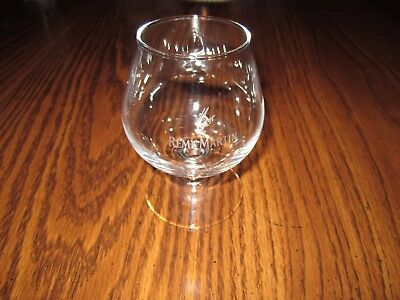 Remy Martin Glass Snifter Goblet- early 2000s