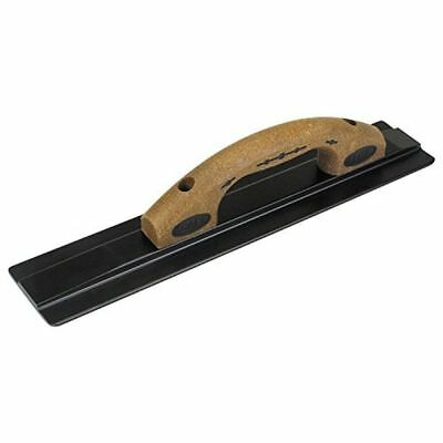 "Kraft CFE016K Elite Series Square End Mag Float with Cork Handle, 16"" x 3-1/4"""