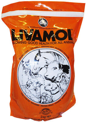 IAH Livamol Animal Supplement. 15kg Bucket