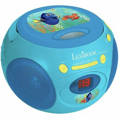 Lexibook Disney Finding Dory Boombox with Radio/CD Player. From Argos on ebay