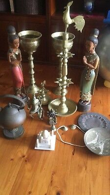 Indian Brass and Copper antiques