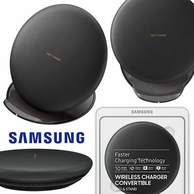 Genuine Wireless Fast Charger Convertible Pad For Samsung Galaxy S8+/Note 8