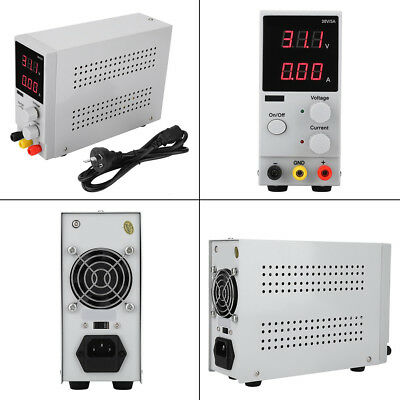 New 30V 5/10A Adjustable LED Display DC Power Supply Switching Power  AC110/220V