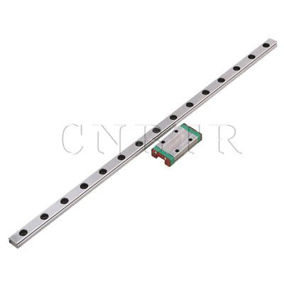 30cm Length Bearing Steel MGN9 Linear Sliding Guide & Extension Block