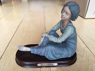 Daniella porcelain figurine ornament