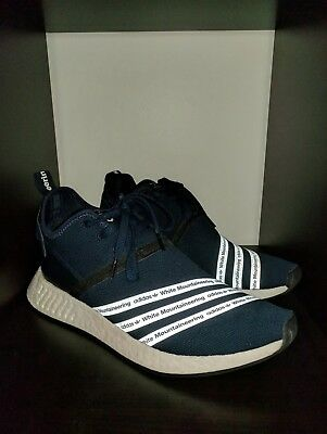 a2cadccc0 ADIDAS X WHITE Mountaineering NMD BOOST Size 12 -  170.00