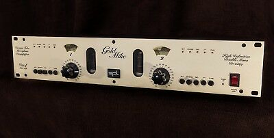 SPL GOLDMIKE 9844 PRE-AMP  in excellent condition!