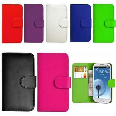FOR SONY XPERIA L1 (G3311) Wallet Leather Book Cardholder Case Cover 8 COLORS
