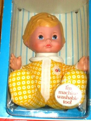 FISHER PRICE HONEY LAPSITTER DOLL NIB Box has storage wear...See Pictures