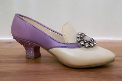 Just The Right Shoe by Raine - Jeweled Heel Pump - 25011 - collectable shoes