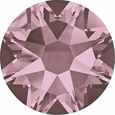 2000, 2058 & 2088 Swarovski® Crystals for Nail Art Crystal Antique Pink