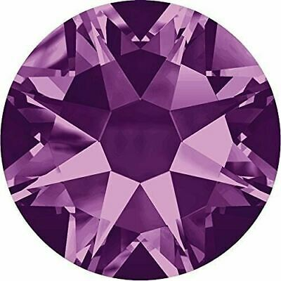 2000, 2058 & 2088 Swarovski® Crystals for Nail Art Amethyst