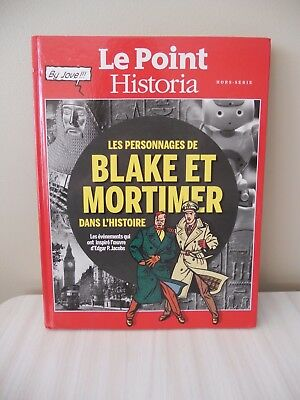 Blake Et Mortimer  Eo 2014 Le Point Historia Hors Serie Dargaud Lombard