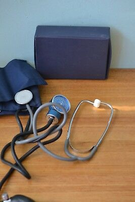 Vintage Sphygmomanometer Blood Pressure Monitor Health Joy Japan BT2