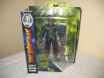 Diamond Select Universal Monsters WOLFMAN 2nd Ver. Deluxe Figure w/ Accessories