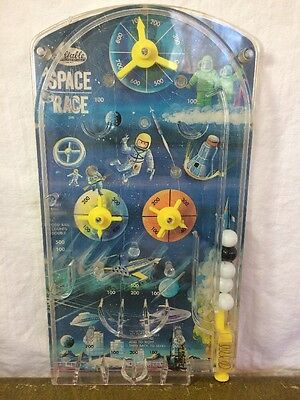 Reliable PINBALL Game Astronaut SPACE Toy Vintage Alien Vintage Space Race 12""