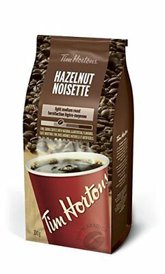Tim Hortons Hazelnut Blend Fine Grind Coffee 300g Fresh From Canada
