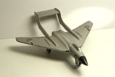 Rare late-1960's Nicky Toys (Dinky India) DH110 Sea Vixen no.738, lovely example