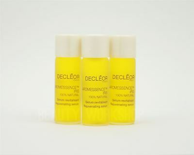 Decleor Aromessence Iris Serum Revitalising Rejuvenating Serum 5ml x 3 - 15ml
