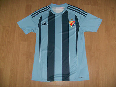 NEW Djurgarden shirt, small, adidas, superb, UK FREEPOST!