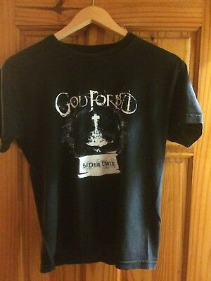 God Forbid BETTER DAYS youth Medium T-Shirt