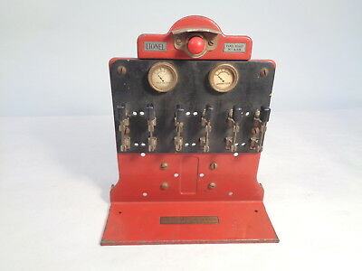 Lionel 439 Panel Board Late Red Prewar O-Gauge #x3991