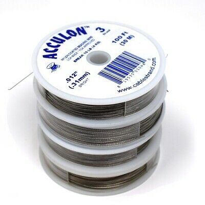 Acculon Nylon Coated Beading Wire for Jewellery Making