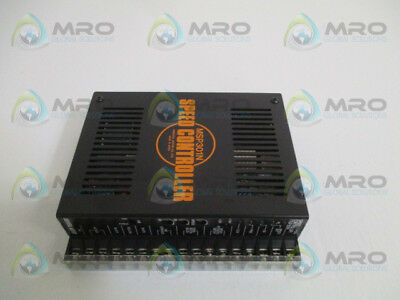 Oriental Motor Msp301N Speed Controller *new No Box*