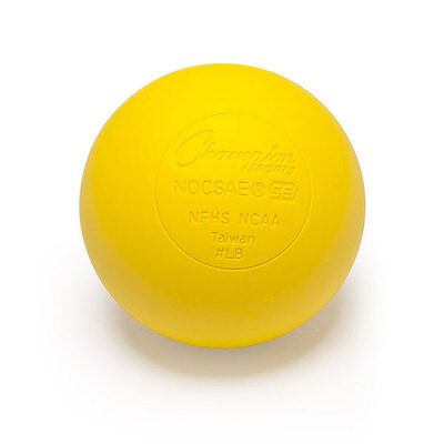 Lacrosse Ball Official NFHS NCAA Champion sports NOCSAE Pack of 6