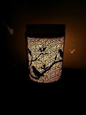 New Retired Scentsy Wrap CHICKADEE New In Box Warmer Wrap Only Full Size