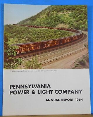 Pennsylvania Power & Light Company Annual Report 1964 PP&L