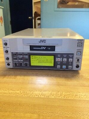 JVC BR-DV600UA  Mini DV Recorder/Player / Digital Video Editing Deck **WORKING**