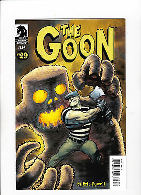 The Goon #29 (Oct 2008, Dark Horse)