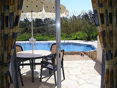 Holiday Villa To Rent Paphos Cyprus Overlooking Pool Ideal For Families Children