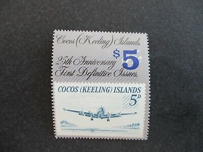 Australian Decimal Stamps - Cocos Islands - Great Mix of Issues (7453)